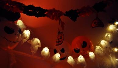 Luces Fantasma Halloween
